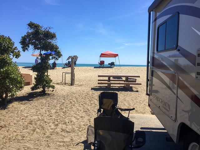 Doheny Beach, Site 43, California-2