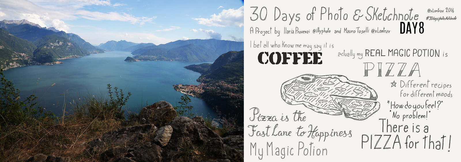 Day 08. La mia pozione Magica! - My Magic Potion!