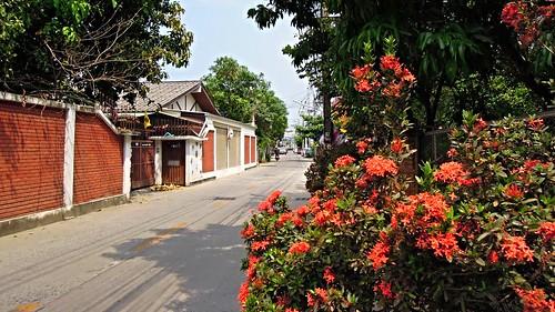Santitham Road, Chiang Mai, Thailand