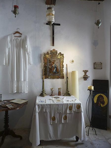 chapelle du musée vénitien