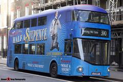 Wrightbus NRM NBFL - LTZ 1097 - LT97 - Half A Sixpence - Notting Hill Gate 390 - Metroline - London - 161203 - Steven Gray - IMG_9178