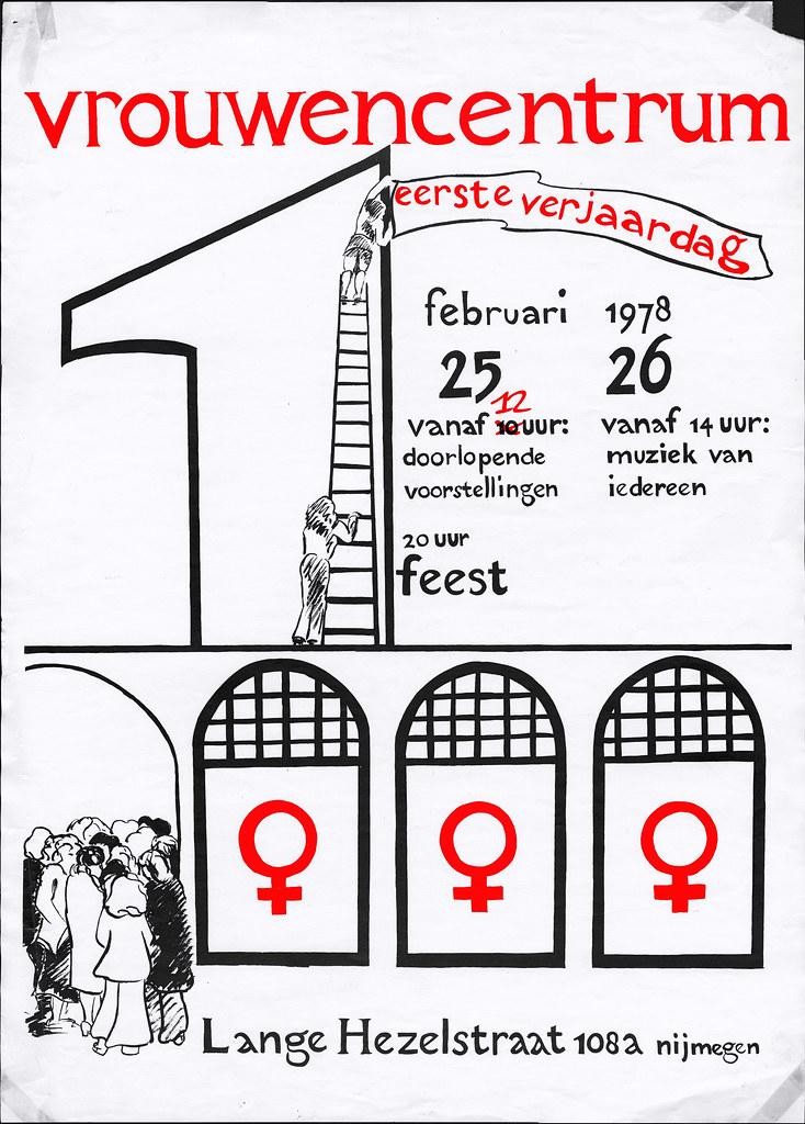 1987, Gemeente Nijmegen, nota voor een homo- en lesbisch beleid