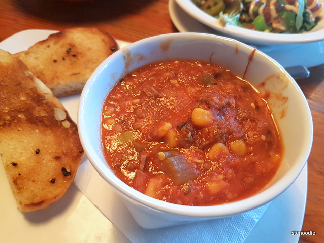 Thirsty Cactus Cantina & Grill Brunswick Stew