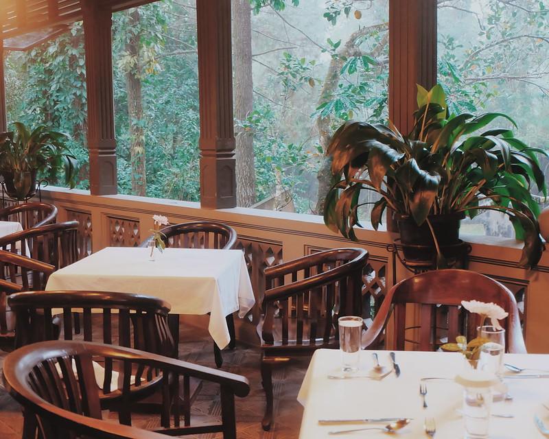 Beukenhof Restaurant Yogyakarta Indonesia