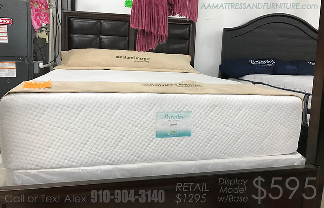 12in Luxury GEL Memory Foam Display