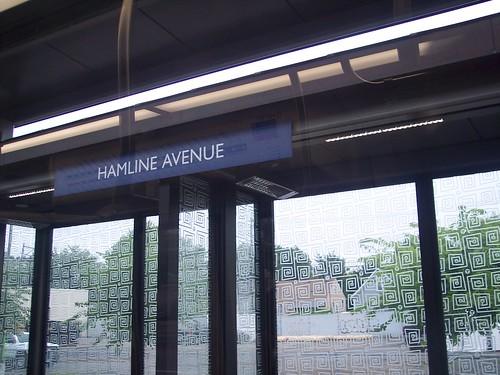 Hamline Ave