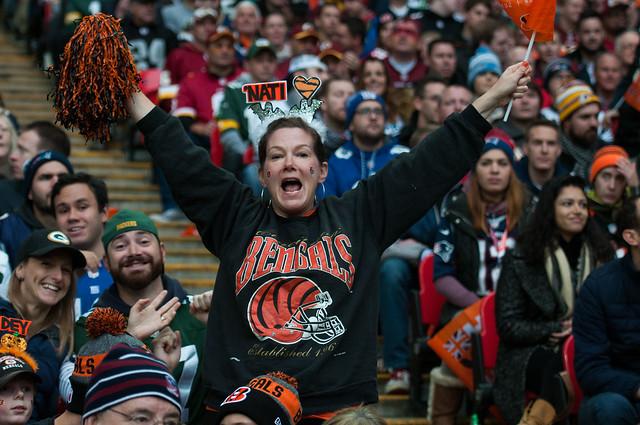 NFL Bengals v Redskins 069