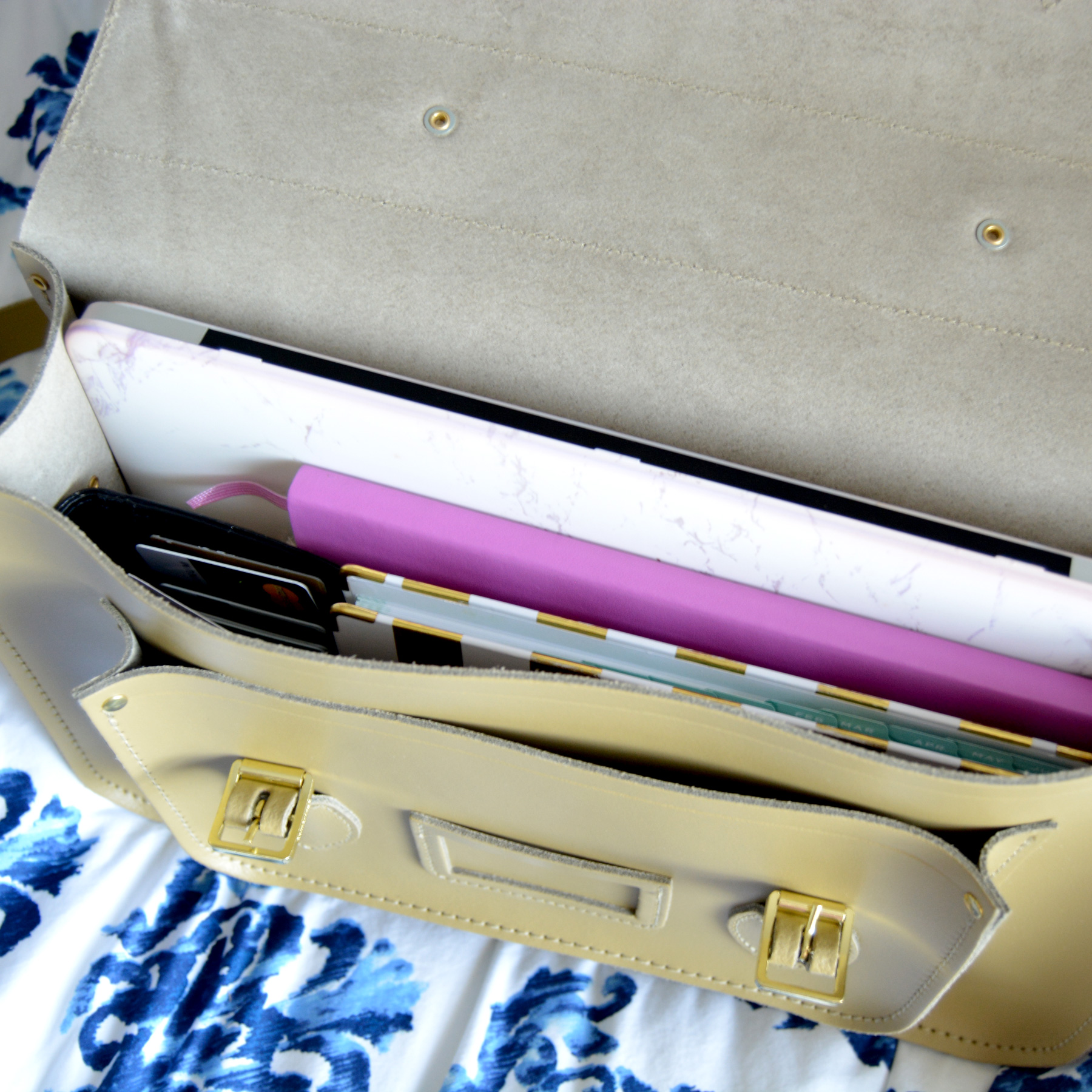 New for Fall: Cambridge Satchel Review