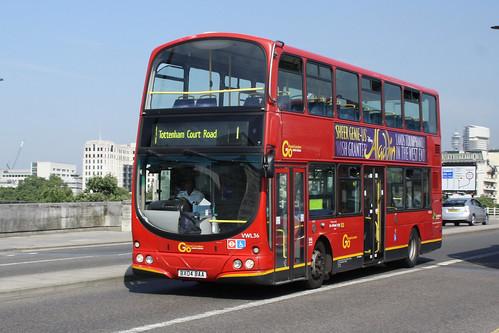 London General VWL36 BX04BAA