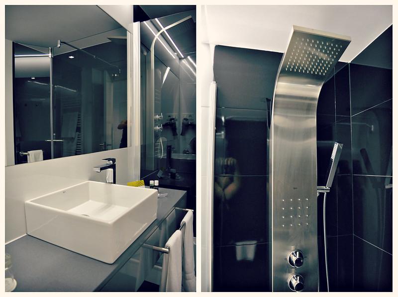 Hotel 4 estrelas Madri