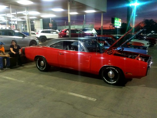 My Charger Fresno 2016 night