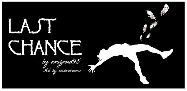 Last chance banner-1 b&W