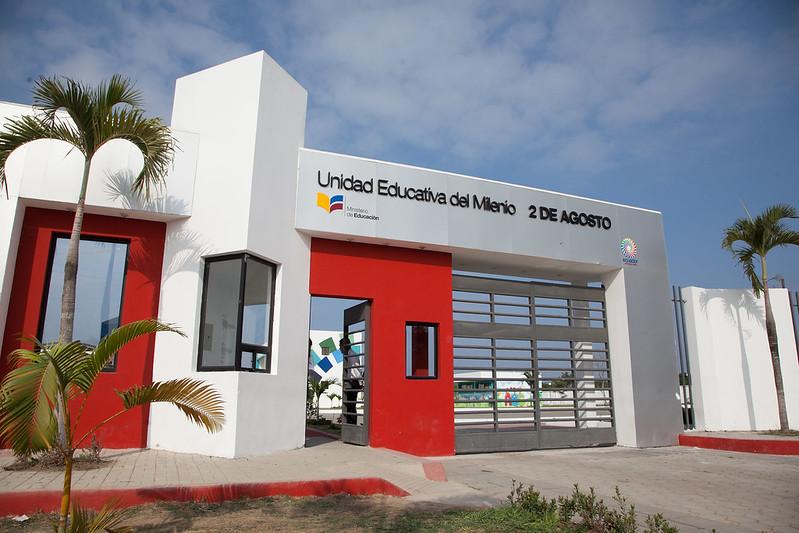 Inauguración UEM 2 de Agosto - Isidro Ayora- Guayas