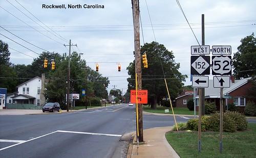 Rockwell NC