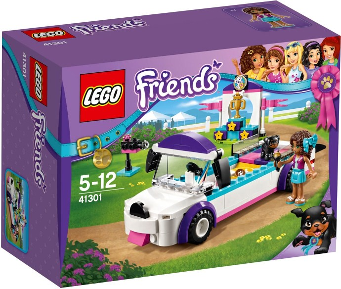 LEGO Friends 2017 - Puppy Parade (41301)