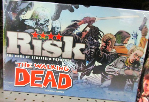 Walking Dead Risk