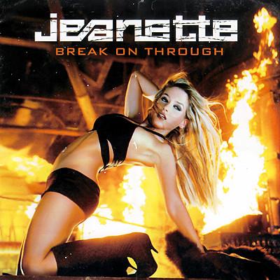 Jeanette - Break On Through (Front)