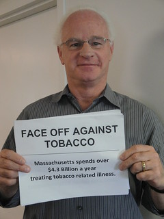 FACE OFF AGAINST TOBACCO in Jamaica Plain | by Face Off Against Tobacco Campaign