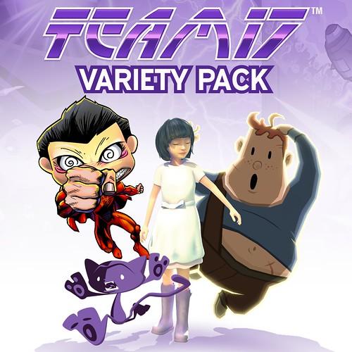 Team17 Variety Pack