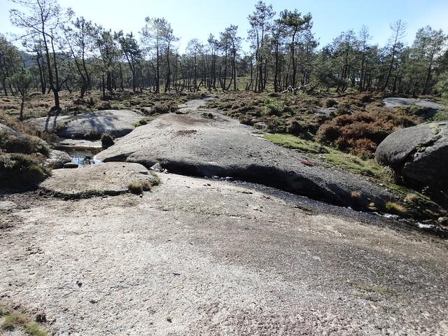 Roca en la Ruta Pena Montol - Fragavella