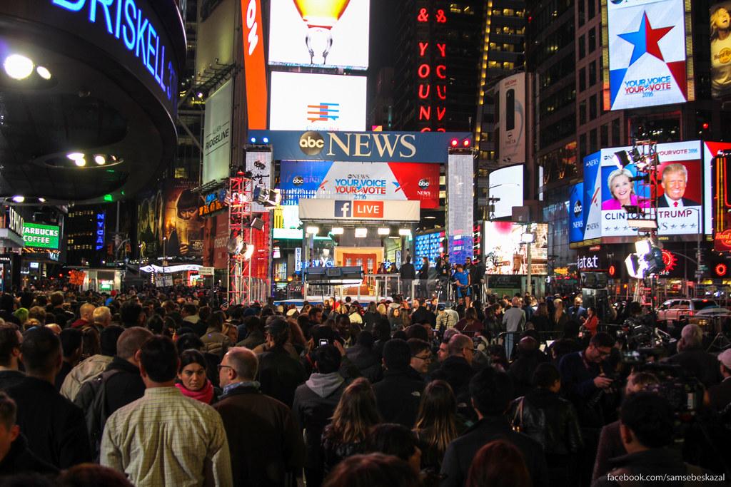 Ночь в Нью-Йорке, когда выбрали Трампа samsebeskazal-7333.jpg