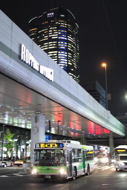 2016/11/11 東京都交通局 M128