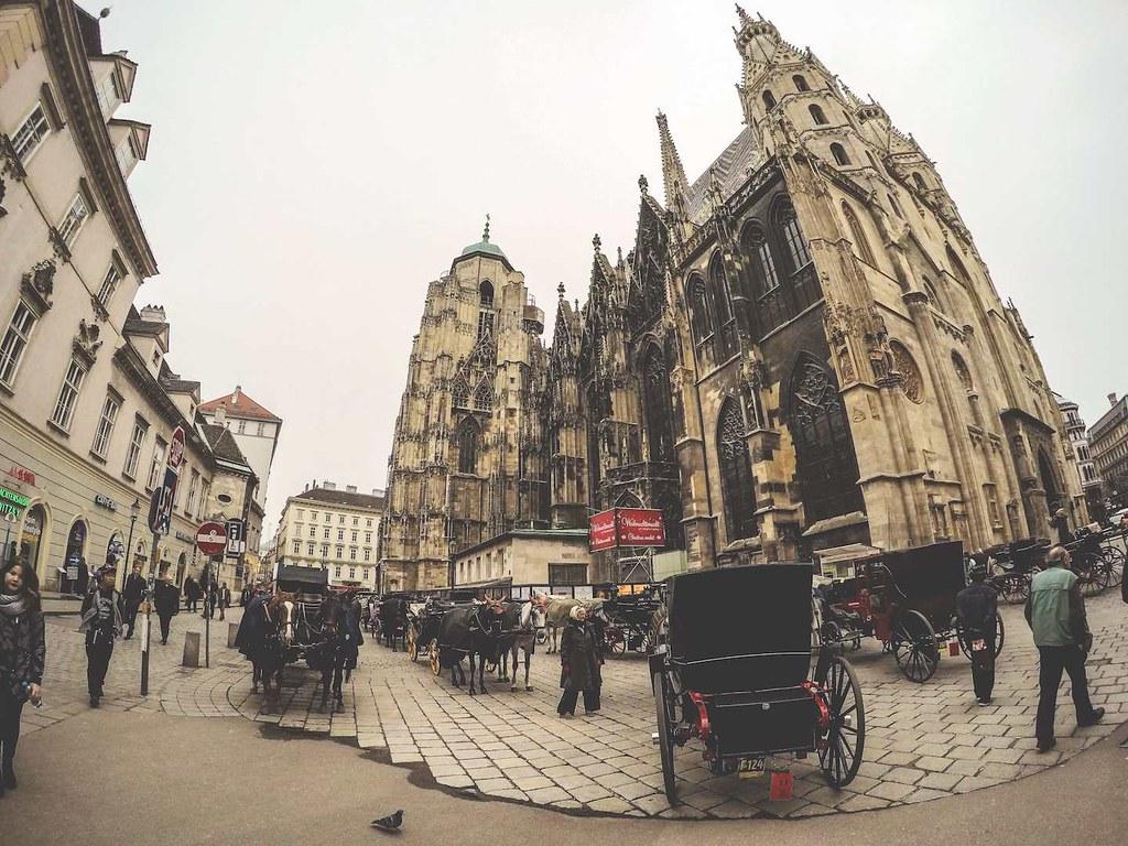 Stephansdom St Stephen's Cathedral Vienna