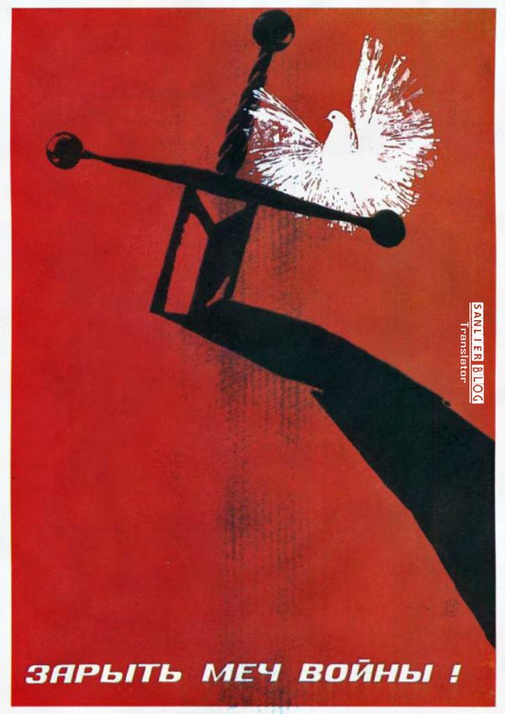 苏联改革时期宣传画08