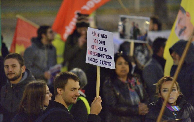 #SolidarityWithHDP Demo in #Wien