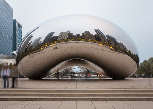 Cloud Gate | by no3rdw