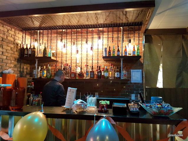 The Boil Bar bar