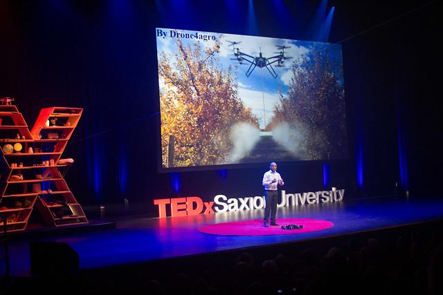 TEDxSaxionUniversity Brave New World