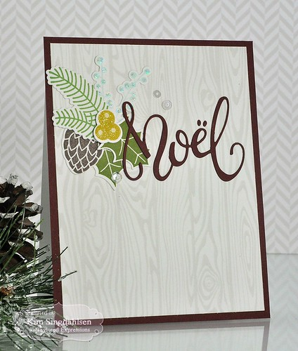 TE Woodgrain and Holiday Florals
