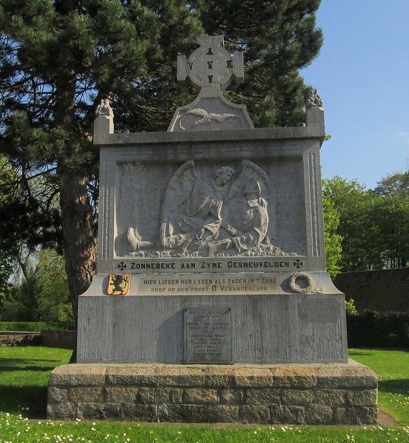 Zonnebeke War Memorial