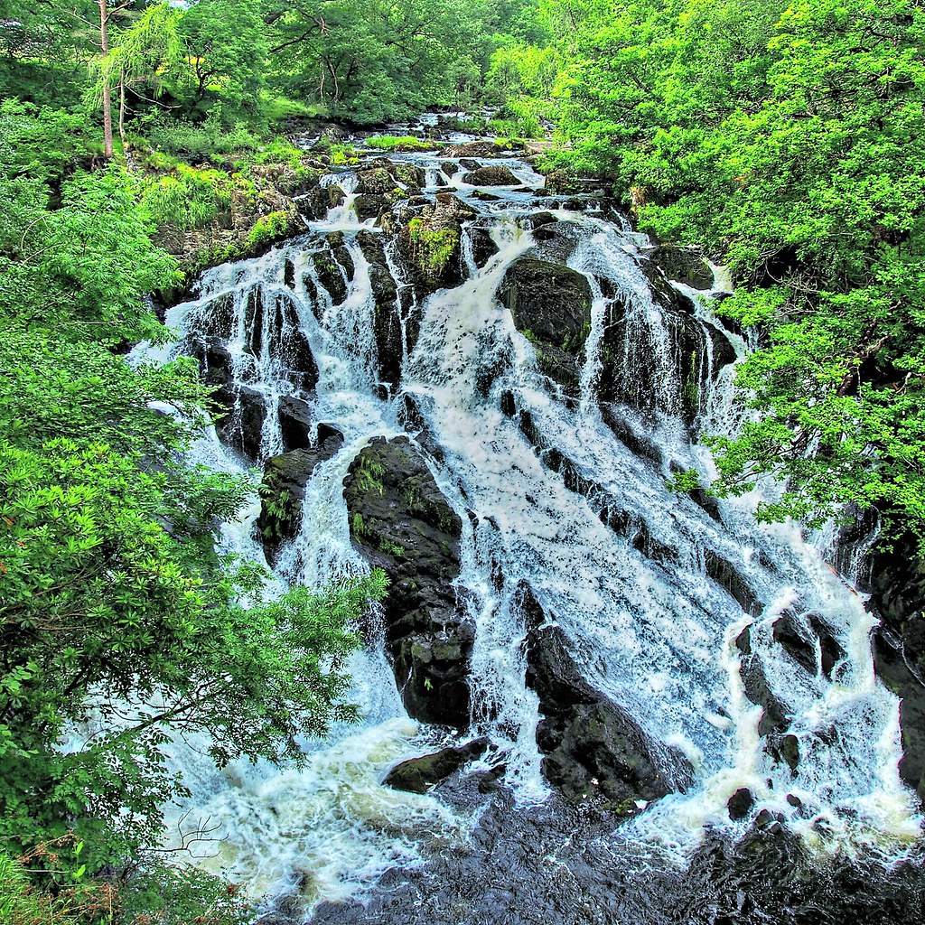 Wonderful Waterfalls of North Wales: Conwy Falls & Swallow Falls | Live now – dream later travel blog