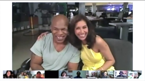Mike Tyson Fox 11 G+ Hangout - pix 01 | by k-ideas