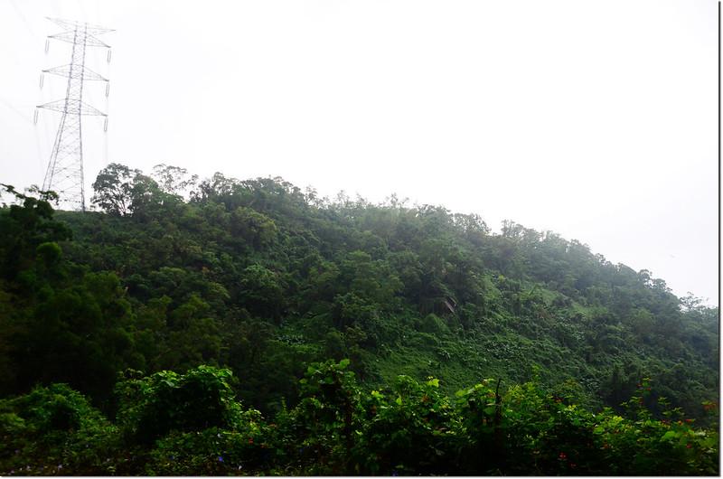 溪樂格朗山