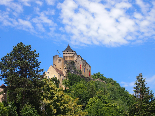 Château de Castelnaud-la-Chapelle
