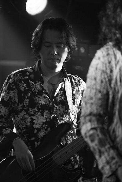 Tangerine live at 獅子王, Tokyo, 05 Nov 2016 -00084