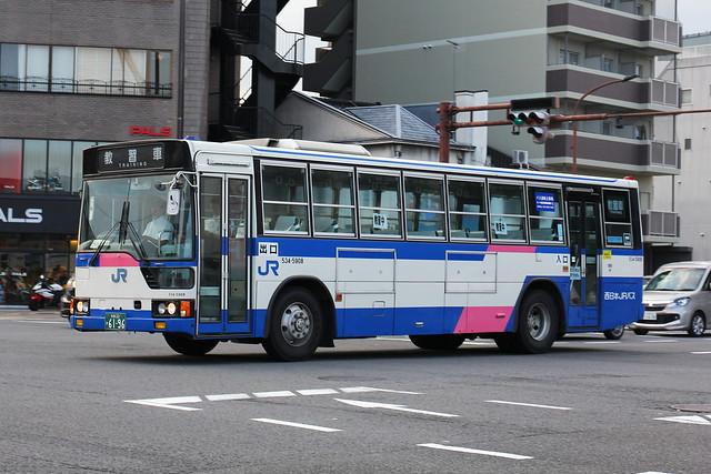 2016/09/02 西日本JRバス 534-5908