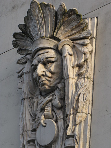 Chief on MOHI Seattle | by Pictoscribe