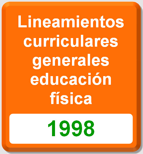 lineamientos curriculares 1998