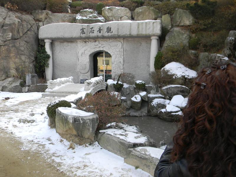 Buddhist Temple in Incheon