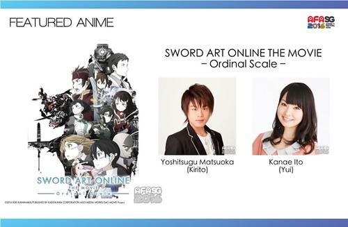AFASG16 Sword Art Online