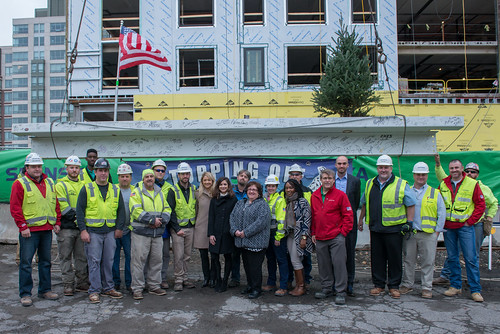 1350 Boylston Topping Off