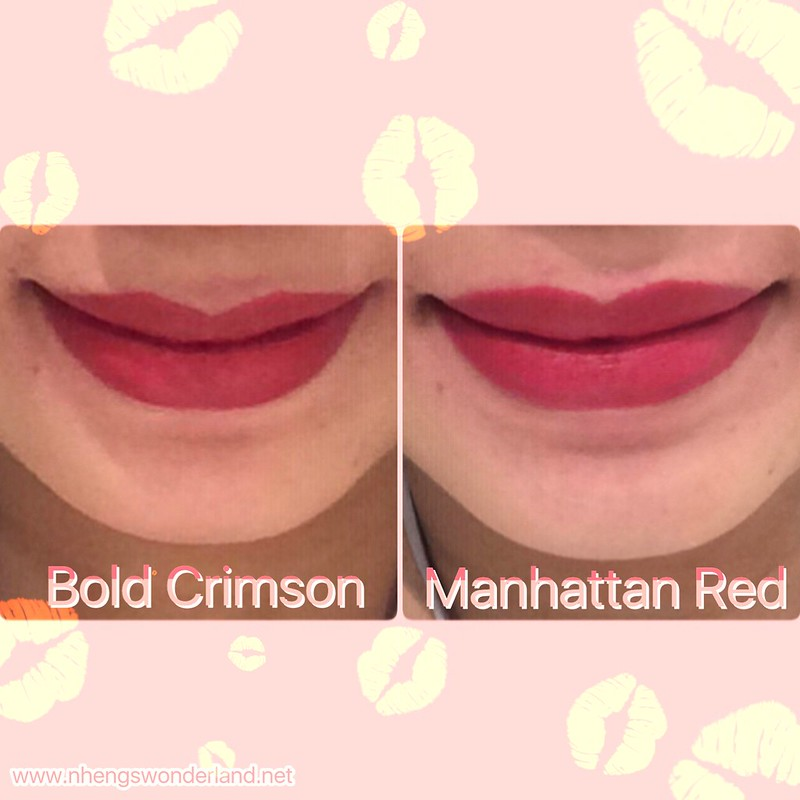 Maybelline Colorshow Lipstick Review