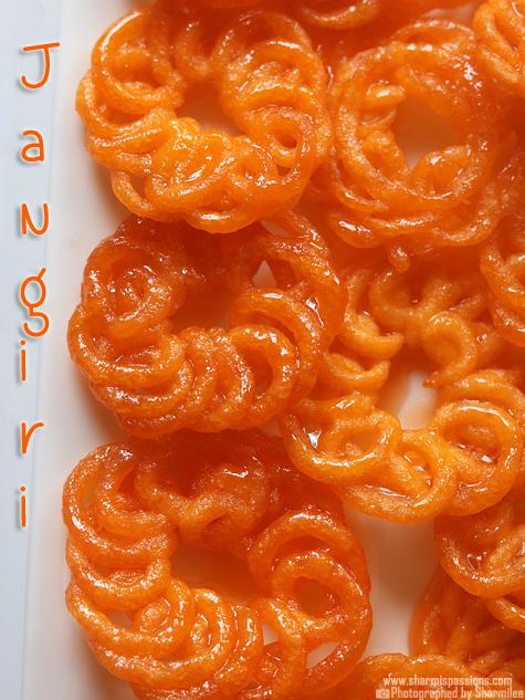 Jangiri Recipe