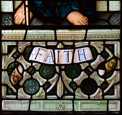 Faith (Henry Holiday, 1898)