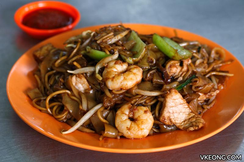Fook Kee Fried Noodle Kampung Simee