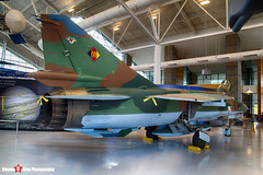 339 - - East German Air Force - Mikoyan-Gurevich MiG-23ML Flogger - Evergreen Air and Space Museum - McMinnville, Oregon - 131026 - Steven Gray - IMG_9408_HDR
